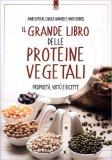Il Grande Libro delle Proteine Vegetali - Libro