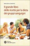Il Grande Libro delle Ricette per la Dieta dei Gruppi Sanguigni - Libro