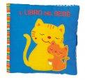 Il Libro del Bebè - Gatto - Libro di Stoffa