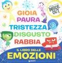Il Libro delle Emozioni - Gioia, Paura, Tristezza, Disgusto, Rabbia - Libro
