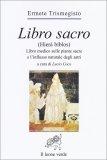 Libro Sacro - Libro