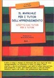 Il Manuale per i Tutor dell'Apprendimento - Libro