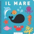 Il Mare - Il Mio Libro Stencil - Libro