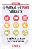 Il Marketing Plan Vincente — Libro