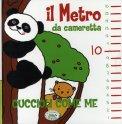 Il Metro da Cameretta - Cuccioli come Me Libro
