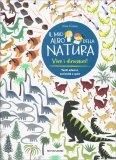 Il Mio Albo della Natura - Viva i Dinosauri — Libro