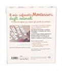 Il Mio Cofanetto Montessori degli Animali - 52 Carte - Cofanetto
