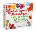 Il Mio Cofanetto Montessori delle Bandiere del Mondo - Cofanetto