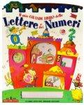 Il Mio Grande Libro delle Lettere e dei Numeri  - Libro