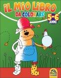 Mio Libro Da Colorare - 5/6 Anni Usato