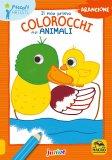 Il Mio Primo Colorocchi degli Animali - Arancione - Libro