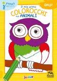 Il Mio Primo Colorocchi degli Animali - Giallo - Libro