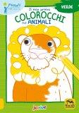 Il Mio Primo Colorocchi degli Animali - Verde - Libro