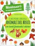 Il Mio Primo Libro degli Animali del Bosco - Libro
