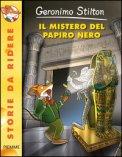 Il Mistero del Papiro Nero  - Libro