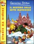 Il Mistero delle Sette Matrioske  - Libro