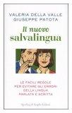 Il Nuovo Salvalingua - Libro