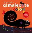 Il Piccolo Camaleonte e i Colori - Libro