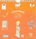 Il Piccolo Principe - Calendario con Cartoline 2017