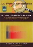 IL PIù GRANDE CRIMINE  — Ecco cosa è accaduto veramente alla Democrazia di Paolo Barnard