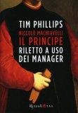Il Principe Riletto a Uso dei Manager  - Libro