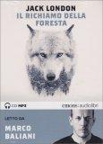 Il Richiamo della Foresta - Audiolibro - CD MP3