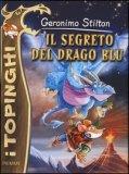 Il Segreto del Drago Blu  - Libro