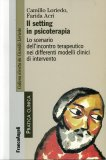 Il Setting in Psicoterapia