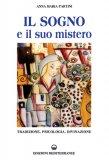 IL SOGNO E IL SUO MISTERO Tradizione, Psicologia, Divinazione di Anna Maria Partini