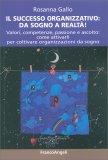 Il Successo Organizzativo: da Sogno a Realtà! - Libro
