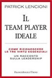 Il Team Player Ideale - Libro