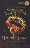 Il Trono di Spade - Il Regno dei Lupi - La Regina dei Draghi - Libro