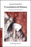 Il Vocabolario di Deleuze  - Libro