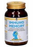 Immuno Memory - Integratore di Colostro di Capra, Bacoba, Schisandra, Rodiola e Inositolo