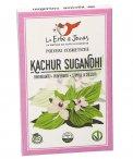Impacco per Capelli Kachur Sugandhi - Maschera Vegetale
