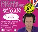 Impara l'Inglese con John Peter Sloan - Per Principianti - Step 4 - CD MP3