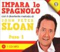 Impara lo Spagnolo con John Peter Sloan - Paso 1 - CD MP3
