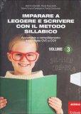 Imparare a Leggere e Scrivere con il Metodo Sillabico - Vol.3
