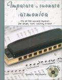 Imparare a Suonare l'Armonica - Libro + CD Audio
