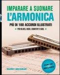 Imparare a Suonare l'Armonica + CD Audio - Libro