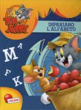 Impariamo l'Alfabeto - Tom e Jerry  - Libro