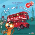 Imparo l'Inglese con Cat and Mouse - Go to London - Libro