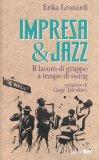 Impresa & Jazz — Libro