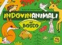Indovinanimali del Bosco — Libro