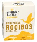 Infuso biologico a base di Rooibos e Cyclopia Sudafricana - Honeybush Rooibos African Tea - 40 Filtri