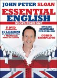 Inglese Essenziale per Italiani - Essential English - Manuale + 5 DVD