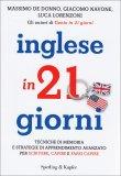 Inglese in 21 Giorni  - Libro