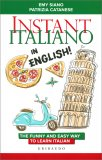 Instant Italiano in English - Libro