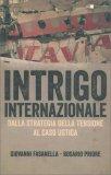 Intrigo Internazionale - Libro