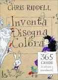 Inventa, Disegna, Colora - Libro